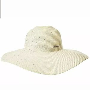 NWT Calvin Klein Ivory Floppy Hat